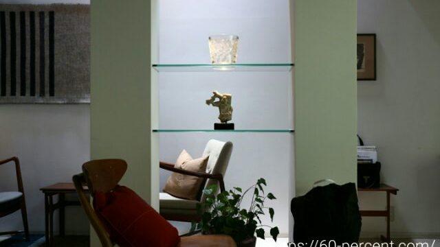 俵屋旅館プロデュース遊形サロン・ド・テの内観の画像